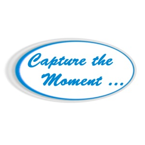 Logo capture the moment