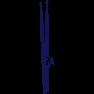 a pair of 7Adrumsticks