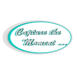 Logo capture the moment photography slogan