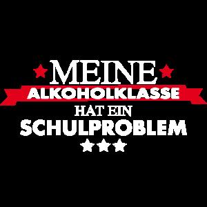 Schulklasse Abitur Alkohol