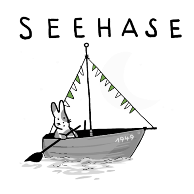 Seehase Bodensee - Seit 1949 wird alljährlich in Friedrichshafen für alle Kinder das Seehasenfest gefeiert. - Seehasenfest,Seehasen,Seehase,Kinder,Friedrichshafen,Bodenseefest,Bodensee