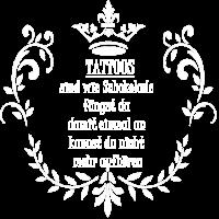 Tattoos Spruch