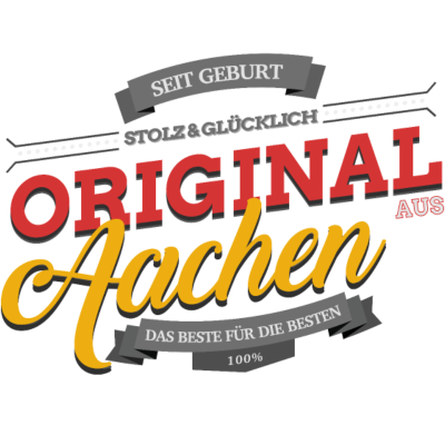Original aus Aachen - Original aus Aachen - aachen