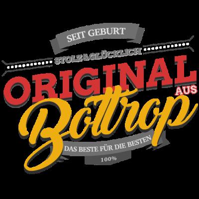 Original aus Bottrop - Original aus Bottrop - nrw,Nordrhein-Westfalen,NW,Bottrop,(der) Westen (von Deutschland)