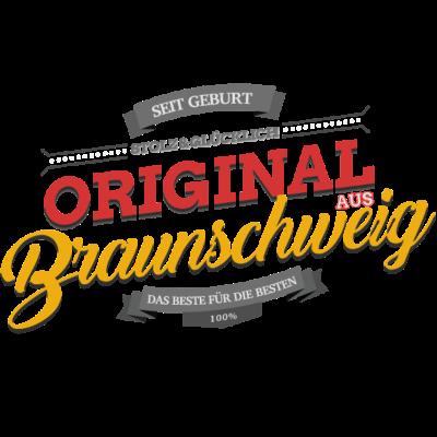 Original aus Braunschweig - Original aus Braunschweig - schweig,braun,Braunschweig
