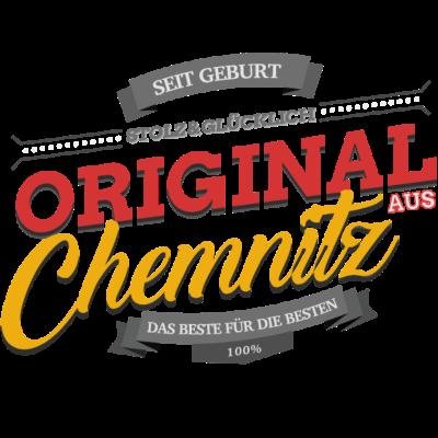 Original aus Chemnitz - Original aus Chemnitz - Karl-Marx-Stadt,Chemnitzerin,Chemnitzer,Chemnitz