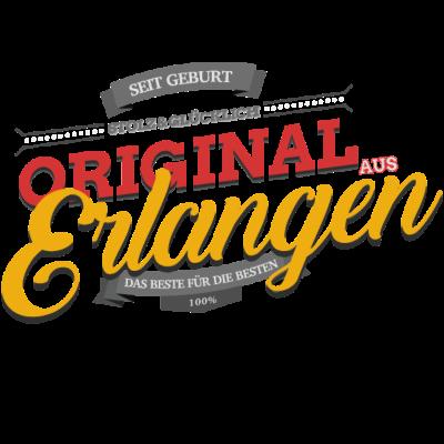 Original aus Bergisch Erlangen - Original aus Bergisch Erlangen - Erlangen,Erfurterin,Erfurter