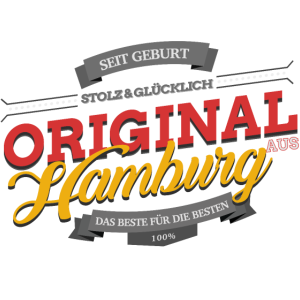 Original aus  Hamburg