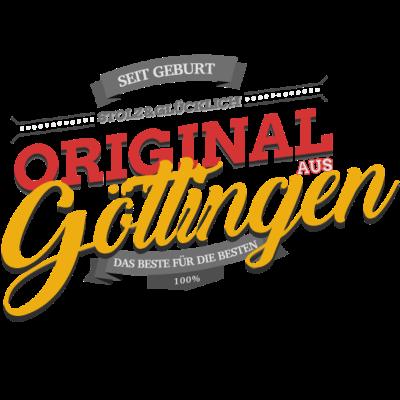 Original aus  Göttingen - Original aus  Göttingen - Göttingenerin,Göttingener,Göttingen
