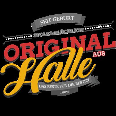Original aus  Halle - Original aus  Halle - saale,Händelstadt,Halle