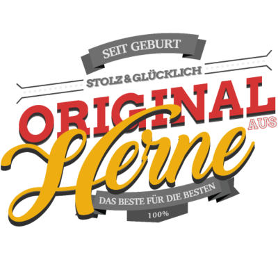 Original aus Herne - Original aus Herne - Herneerin,Herneer,Herne