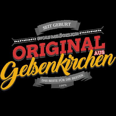Original aus  Gelsenkirchen - Original aus  Gelsenkirchen - Gelsenkirchenerin,Gelsenkirchener,Gelsenkirchen