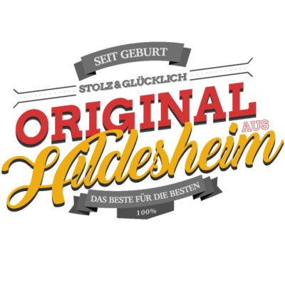Original aus Hildesheim - Original aus Hildesheim - Hildesheimerin,Hildesheimer,Hildesheim