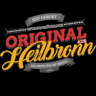 Original aus Heilbronn - Original aus Heilbronn - Heilbronnerin,Heilbronner,Heilbronn