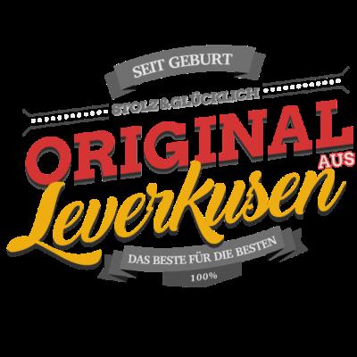 Original aus Leverkusen - Original aus Leverkusen - Leverkusenerin,Leverkusener,Leverkusen