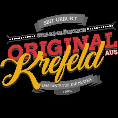 Original aus Krefeld - Original aus Krefeld - Krefelderin,Krefelder,Krefeld