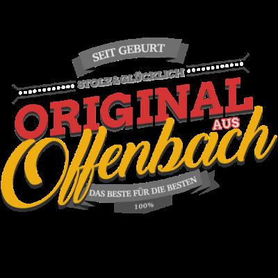 Original aus Offenbach - Original aus Offenbach - Offenbacherin,Offenbacher,Offenbach