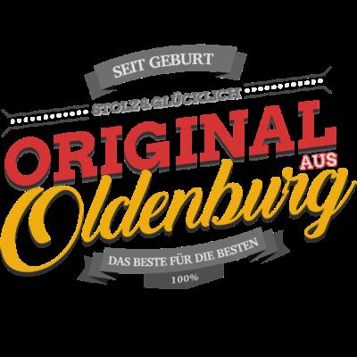 Original aus Oldenburg - Original aus Oldenburg - Oldenburgerin,Oldenburger,Oldenburg