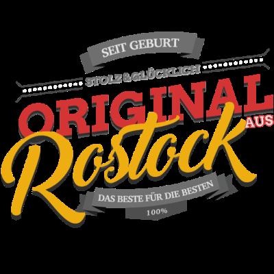 Original aus Rostock - Original aus Rostock - Rostockerin,Rostocker,Rostock