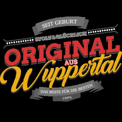 Original aus Wuppertal - Original aus Wuppertal - Wuppertalerin,Wuppertaler