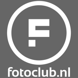 Logo Rond Wit met tekst