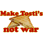Make Tosti's, not war