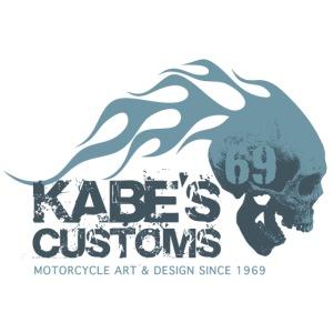 Kabes Customs Logo T-Shirt