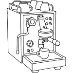 Espressomaschine Barista