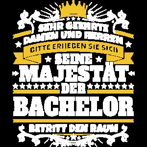 Seine Majestät der Bachelor