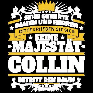 Seine Majestät Collin
