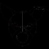 urbandog minimal design head black