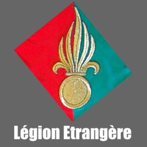 grenade legion blanche