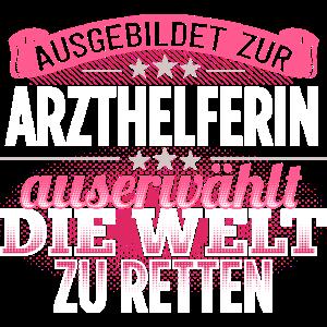 ARZTHELFERIN - Die Auserwählte