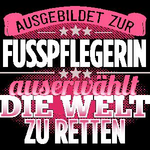 FUSSPFLEGERIN - Die Auserwählte