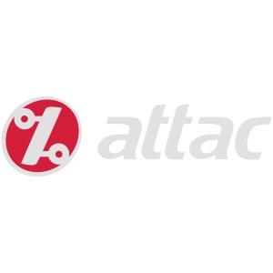 attaclogoshirtweiss