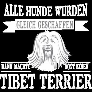 Alle Hunde Tibet Terrier