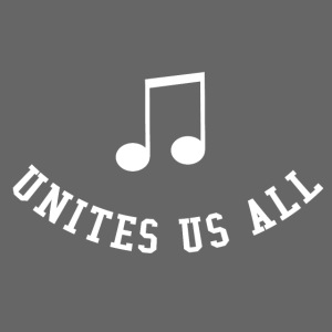 Music Unites Us All Shirt