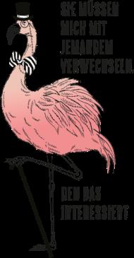 Neue Motive und Topseller: Flamingo Zyniker