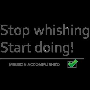 stopwishingstartdoing