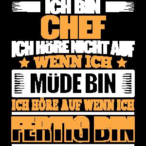 CHEF - Der Fertigsteller