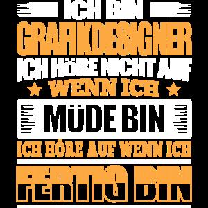 GRAFIKDESIGNER - Der Fertigsteller