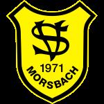 Wappen SV Morsbach mit gelber Kontur