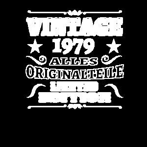 1979 - Alles Originalteile