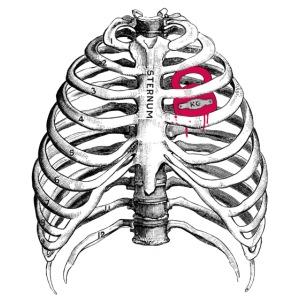 Kettlebell Heart // CrossFit Love