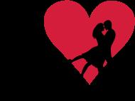 Valentinstag Shirt: I love my Girlfriend