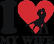Valentinstag Shirt: I love my Wife