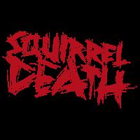 SQUIRREL DEATH - Logo rot
