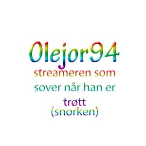 Olejor94 sover snorken