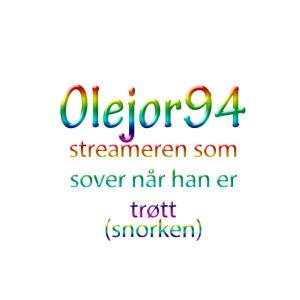Olejor94 sover snorken