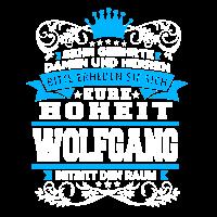 Eure Hoheit - Wolfgang